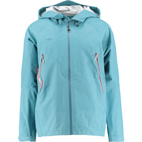 Kaikkialla Viljo 2,5 Layer Jacket Herre smoke blue